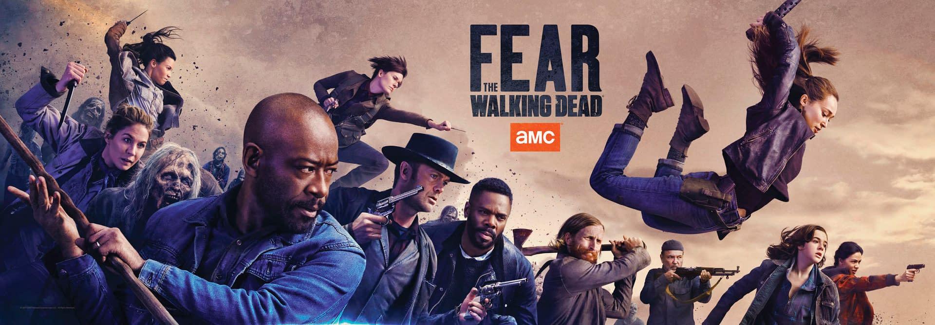 """Fear the Walking Dead"" Season 5 Episode 7 ""Still Standing"": Althea Has a Plan [PREVIEW]"