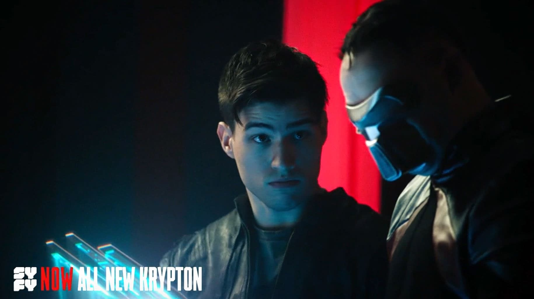 """Krypton"" Season 2, Episode 4: ""Danger Close"" SYFY"