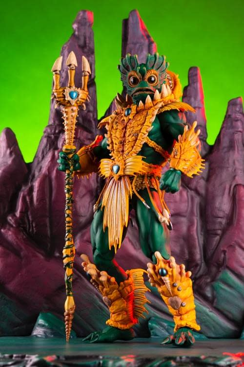 MOTU 1/6th Scale Mer-Man Up For Preorder Now