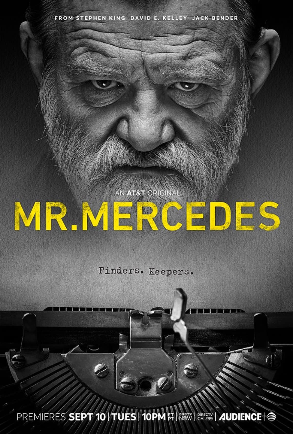 """Mr. Mercedes"" Season 3:"