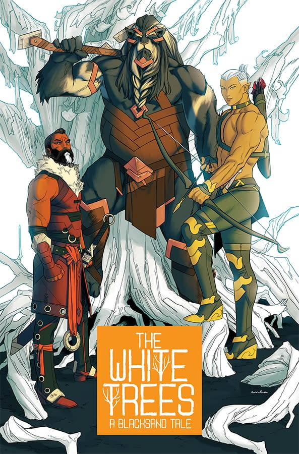 Image Comics Warns Retailers About 'Adult Content' in White Trees #1 by Chip Zdarsky and Kris Anka