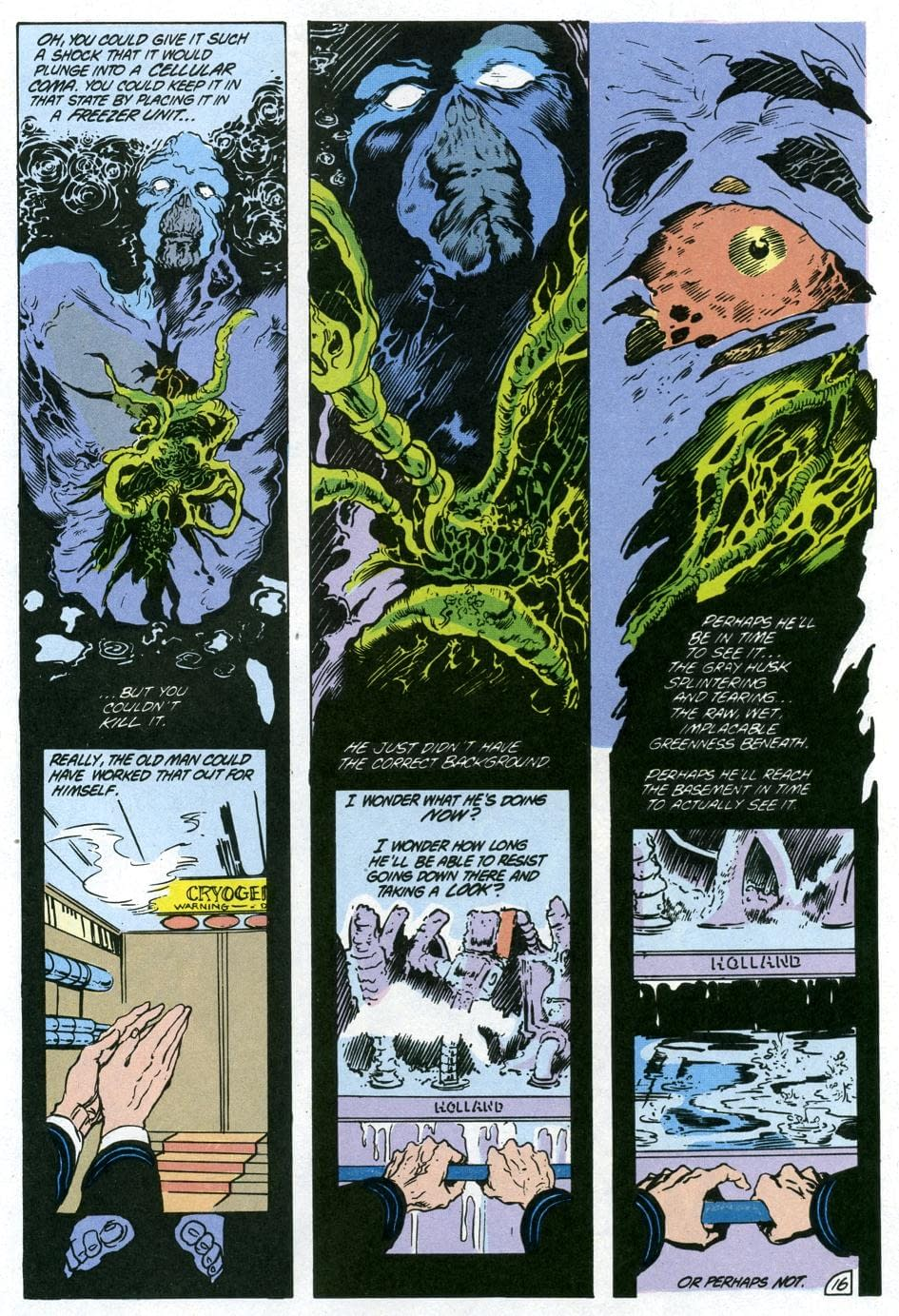 """""""Swamp Thing"""" Learns Nothing from Alan Moore's """"Anatomy Lesson"""" [OPINION]"""