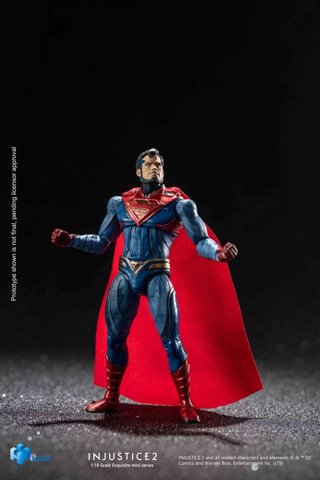 Injustice Superman Makes His Landing As Preview Exclusive