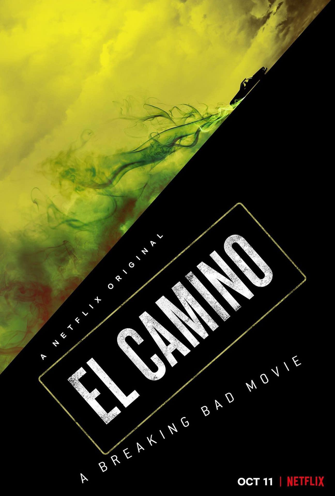 """""""Breaking Bad"""" Film Confirmed!: """"El Camino: A Breaking Bad Movie"""" [TEASER]"""
