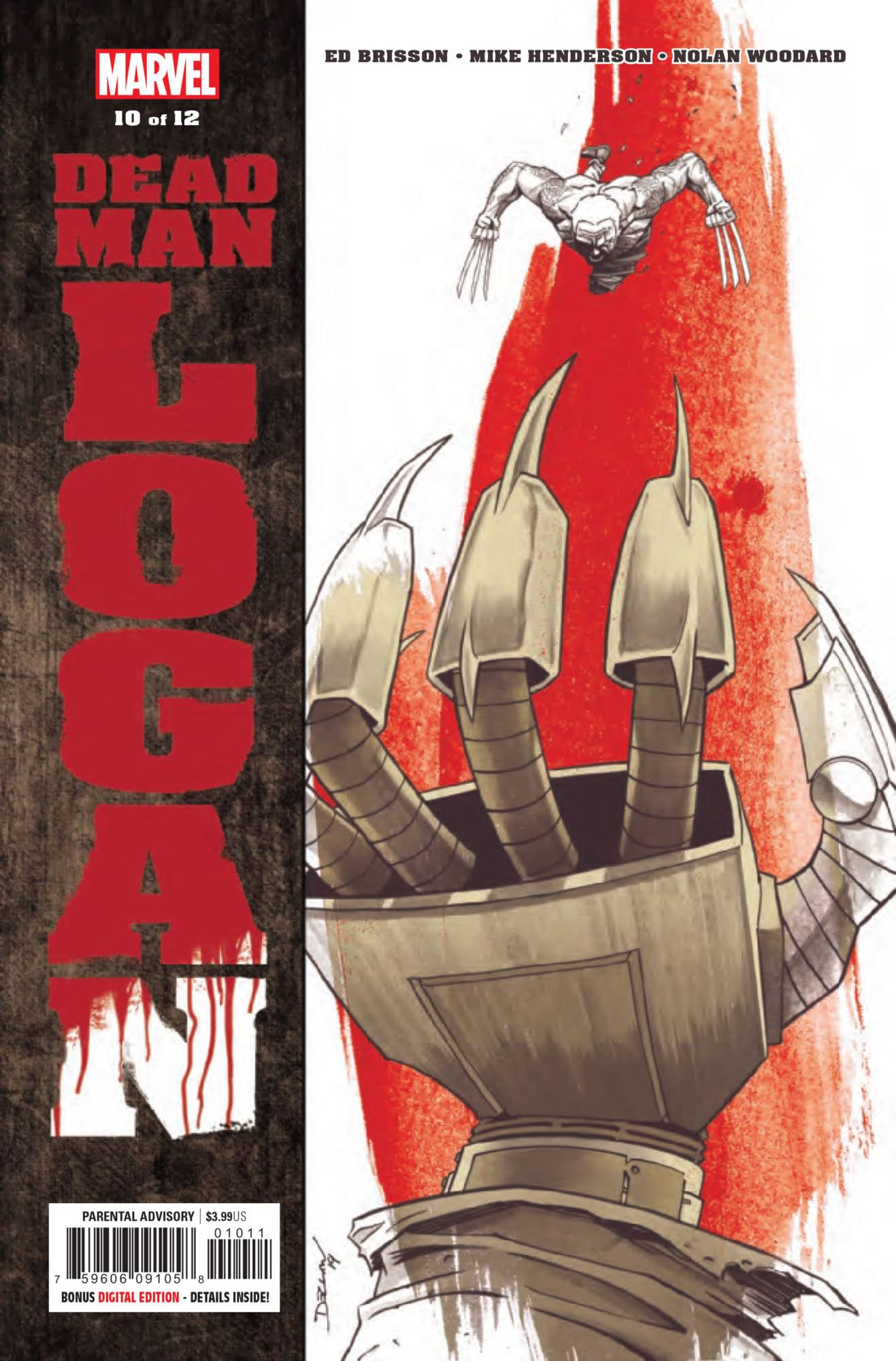 They Don't Make Hulks Like They Used To - Dead Man Logan #10 [Preview]