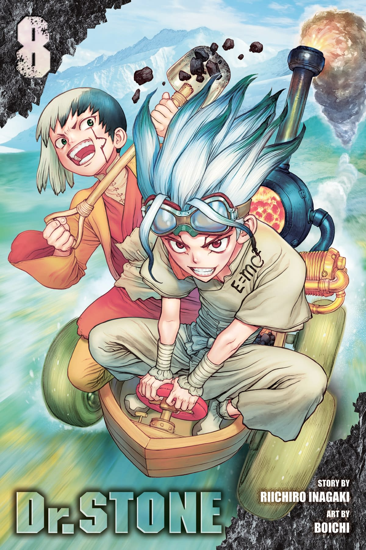 Viz Media Releases November 2019 Manga and Art Book Titles