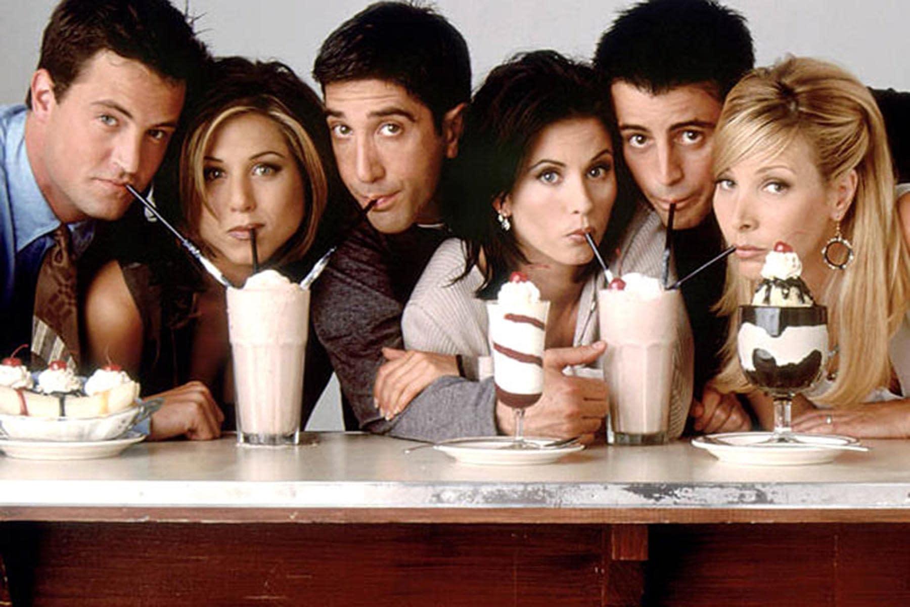 """Friends"": HBO Max Confirms Reunion Special; Cast, Creators Returning"