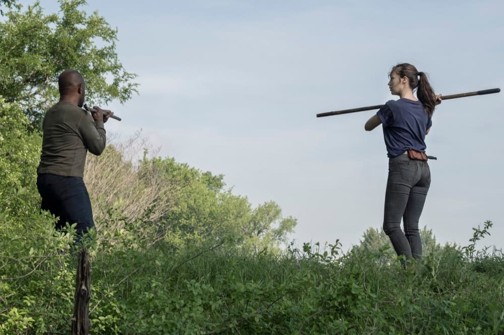"""Fear the Walking Dead"" Season 5: ""Channel 4"" Opening Shows What a Difference Mideason Breaks Make [VIDEO]"
