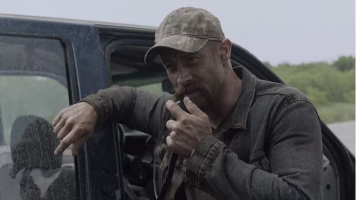 """""""Fear the Walking Dead"""" Season 5, Episode 12 """"Ner Tamid"""": Dwight's the Bearer of Bad News [PREVIEW]"""