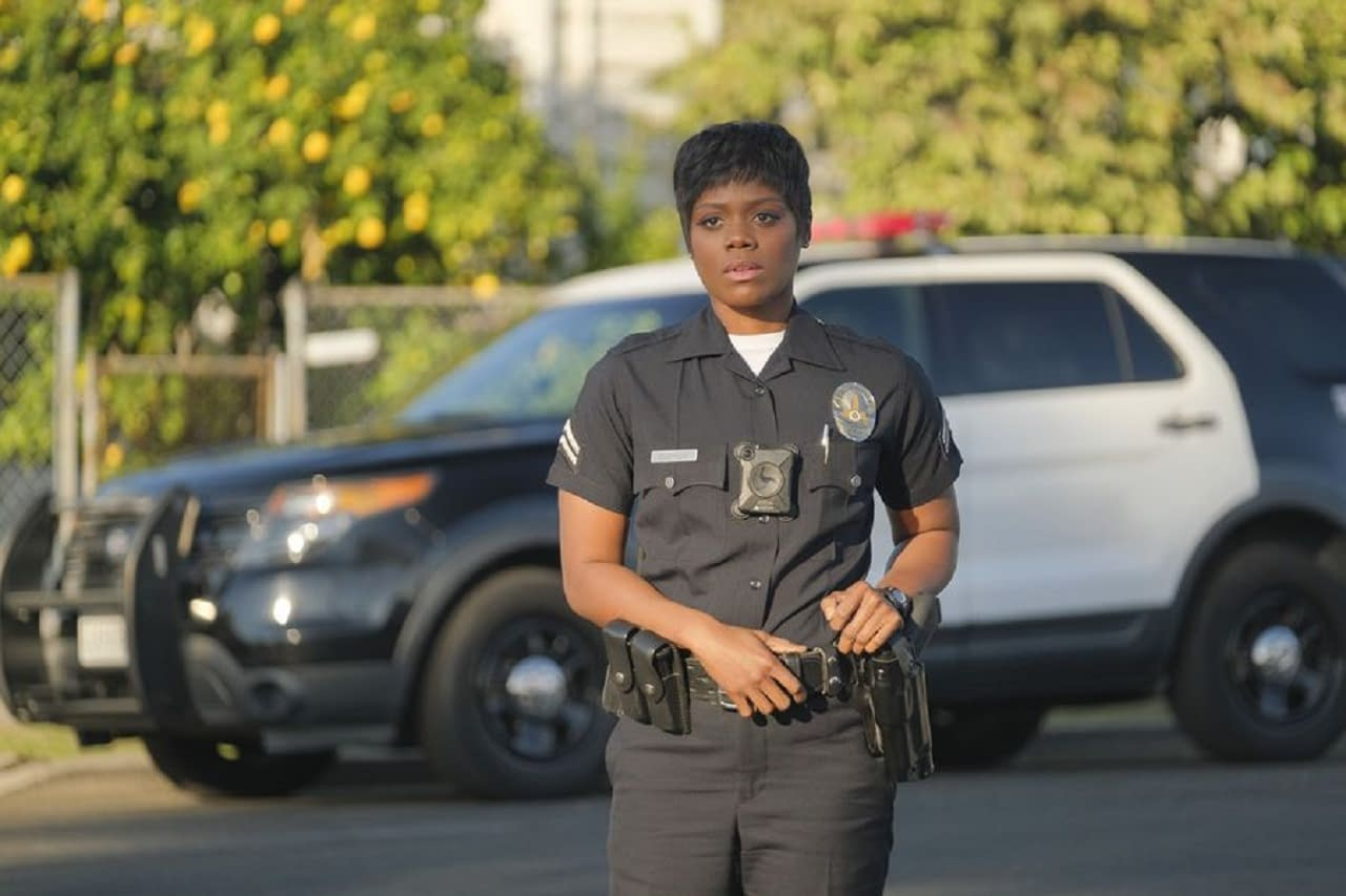 """""""The Rookie"""" Season 2: Afton Williamson Not Returning; Alleges Discrimination, Bullying, Sexual Harassment/Assault"""