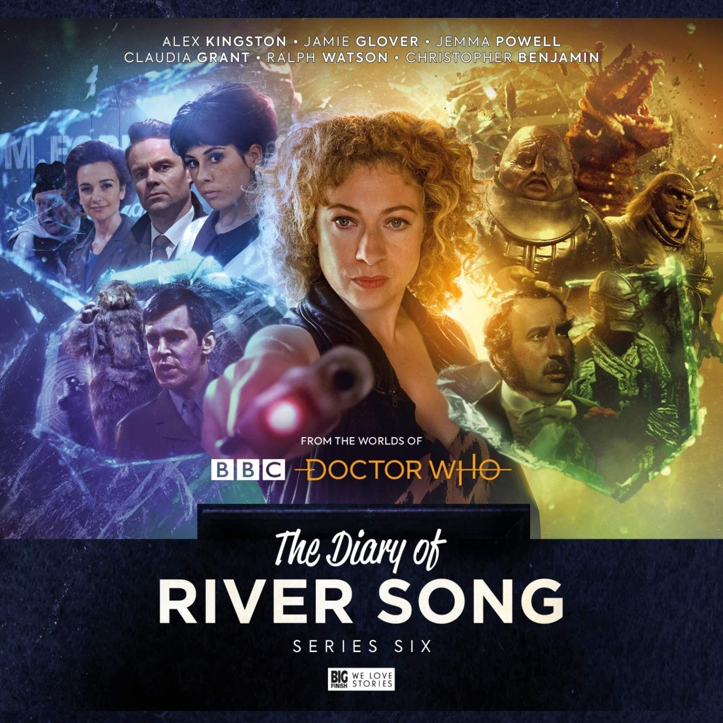 """""""The Diary of River Song: Series Six"""": Fan Service at Its Purest [SPOILER REVIEW]"""