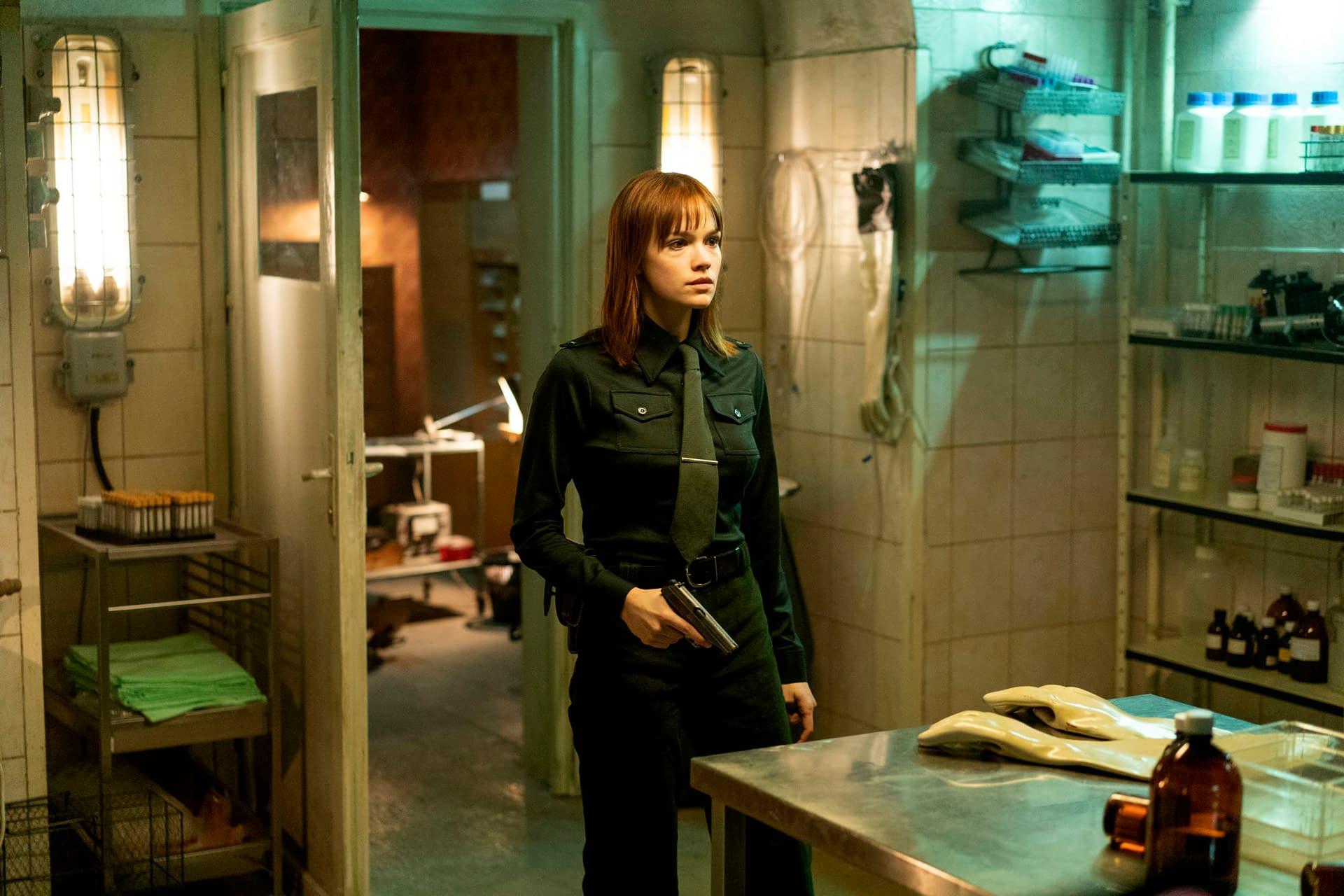 """Treadstone"": USA Network's Jason Bourne Spinoff Series ""Awakens"" [PREVIEW]"