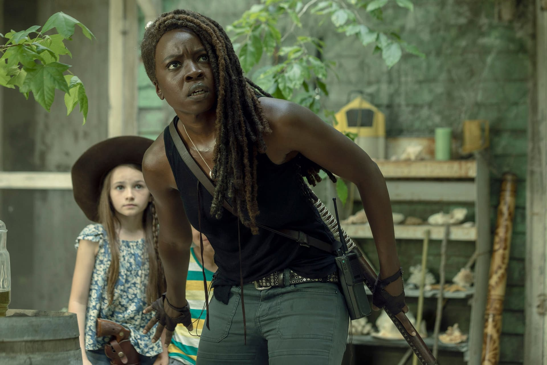 """The Walking Dead"" Season 10: Alpha, Beta & The Whisperers Remind Us Who's in Control Now [VIDEO]"