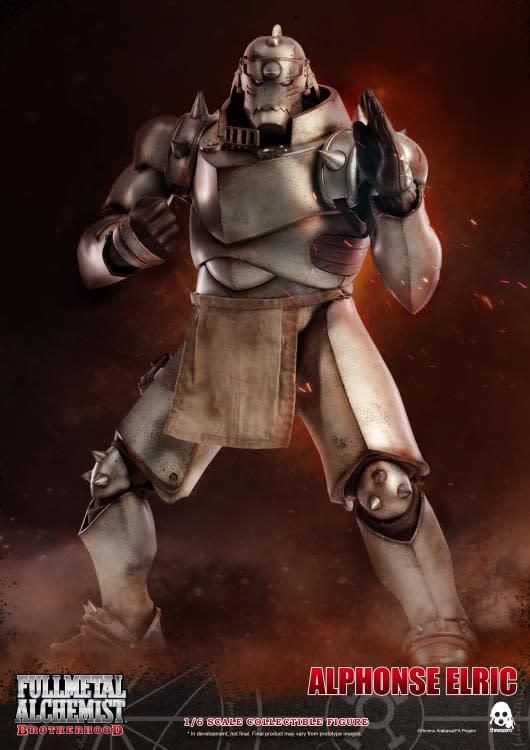 Fullmetal Alchemist Two-Pack Coming Soon From Threezero