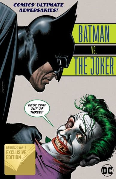 More Exclusive Editions of DC Titles for Barnes & Noble – With Added Pages and Lithographs