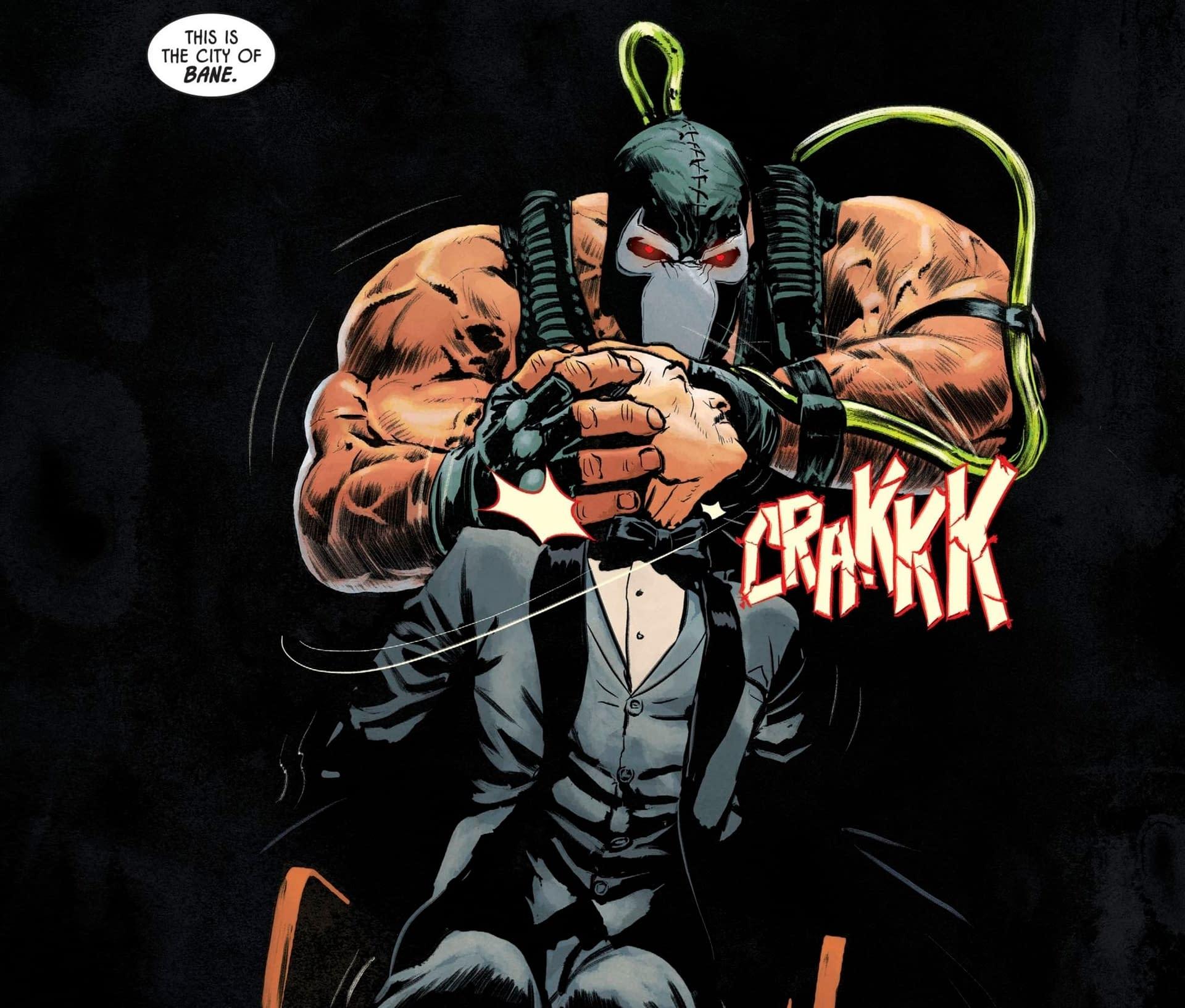 Bane Versus Joker For 2021? (Joker War Spoilers)