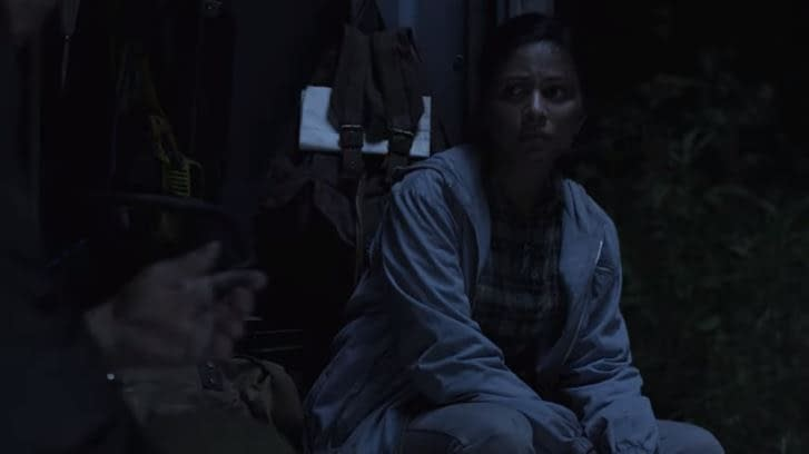 """""""Fear the Walking Dead"""" Season 5, Episode 14 """"Today and Tomorrow"""": Time to Start Talking Black Helicopters, Althea [PREVIEW]"""