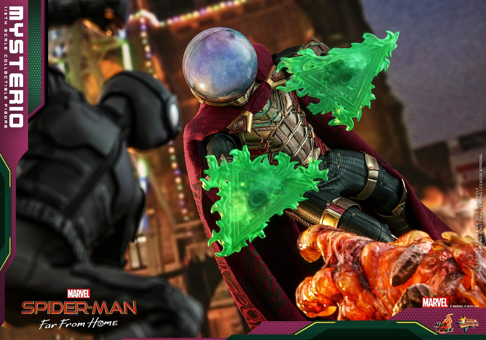 Mysterio Is the Truth with New Hot Toys Figure!