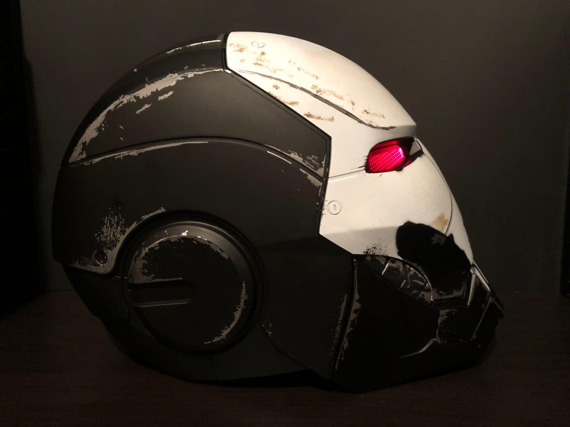 Punisher War Machine Helmet Prepares You for War [Review]