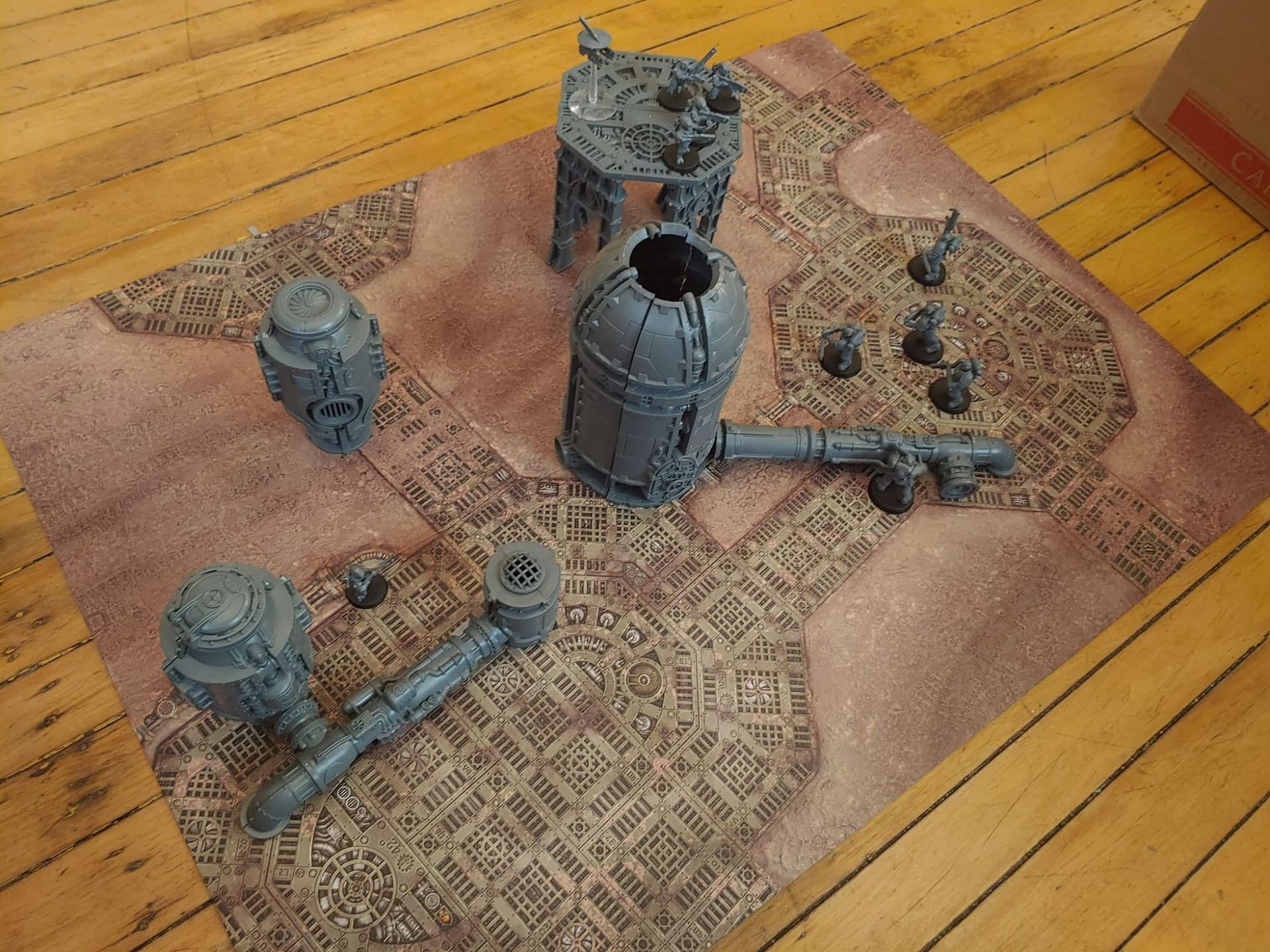 Kill Team terrain 002