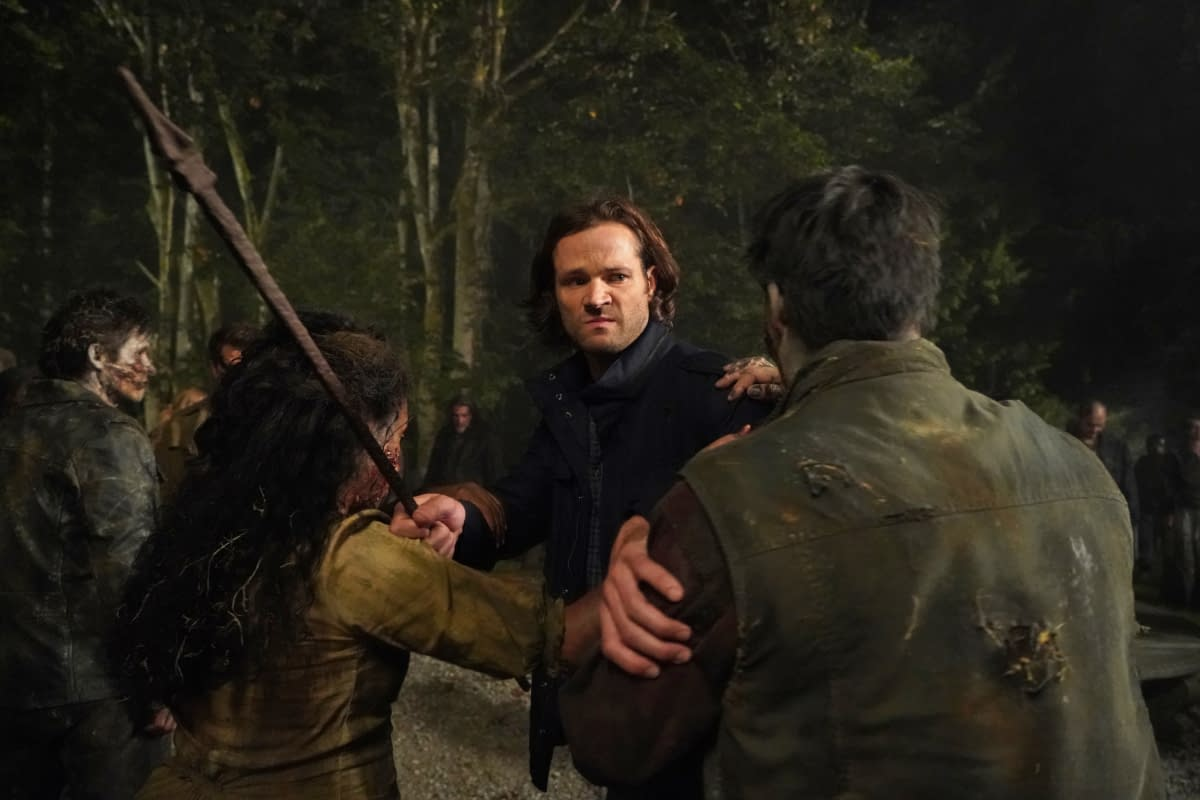 """Supernatural"": Jared Padalecki Arrest Not Expected to Impact Season 15 Production"