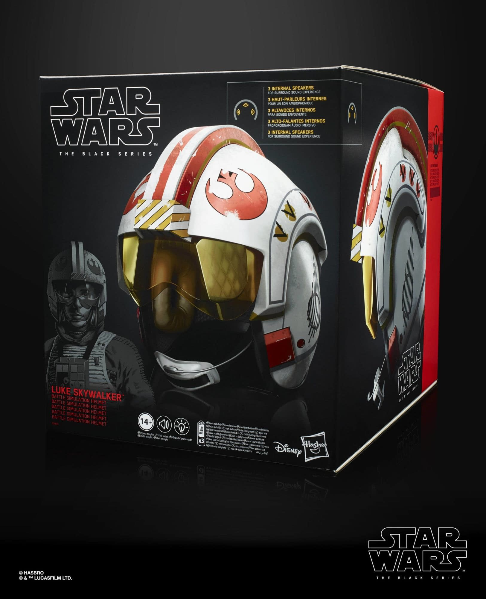 Star Wars Replicas from the Black Series Coming Soon