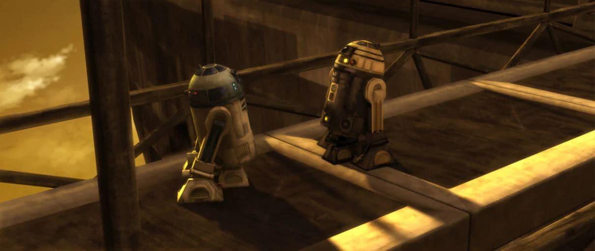 """Star Wars: The Clone Wars"" Episode I: The Phantom Bleeding Cool Retweets"