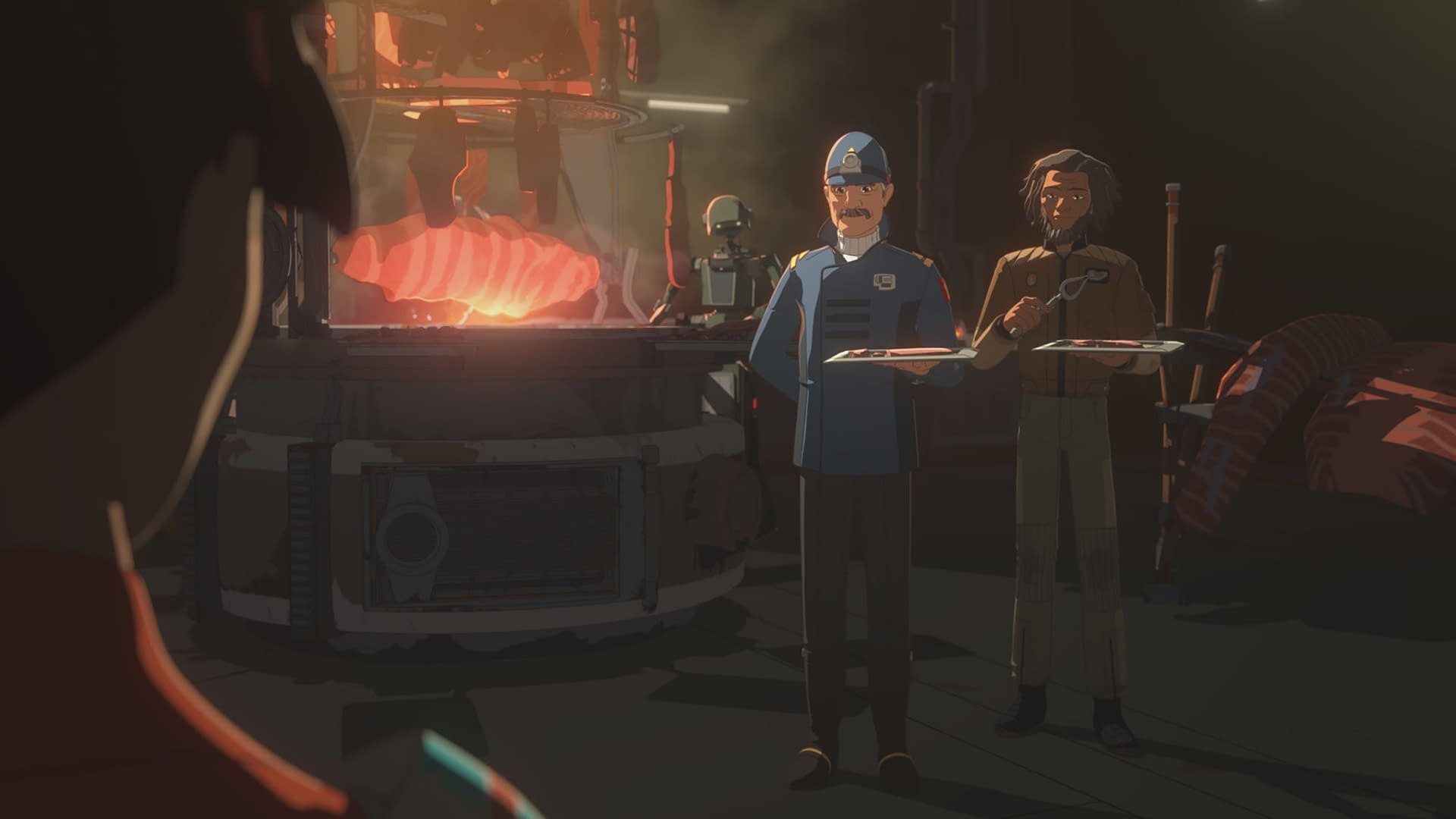 """""""Star Wars Resistance"""" Season 2 """"Hunt On Celsor 3"""" Brings Home The Space Bacon [SPOILER REVIEW]"""