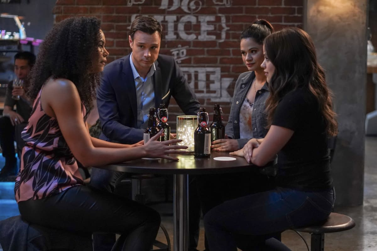 """""""Charmed"""" Season 2: Can Macy, Mel & Maggie Find a """"Safe Space"""" in the Mystical World? [PREVIEW]"""