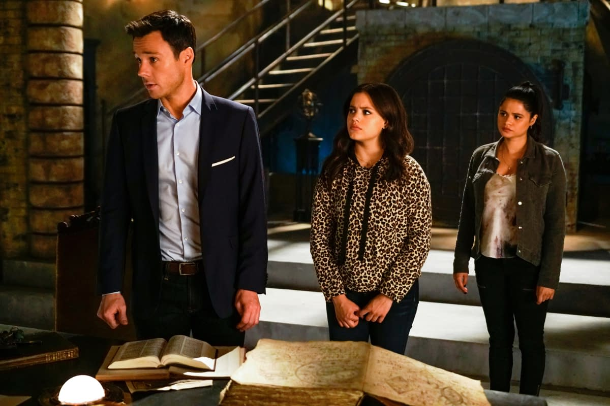 """""""Charmed"""" Season 2's """"Things to Do in Seattle When You're Dead"""" Probably Aren't Too Witch-Friendly [PREVIEW]"""