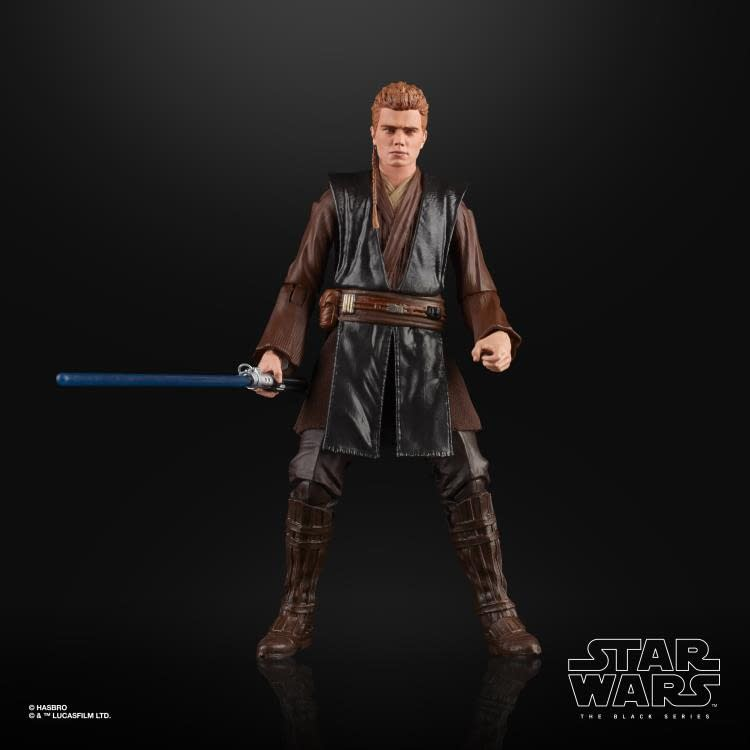 Star Wars Figures Get New Reveals at London Comic Con
