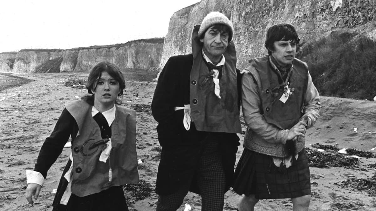 """""""Doctor Who"""": BBC Animates Lost Second Doctor Story """"Fury from the Deep"""" [PREVIEW]"""