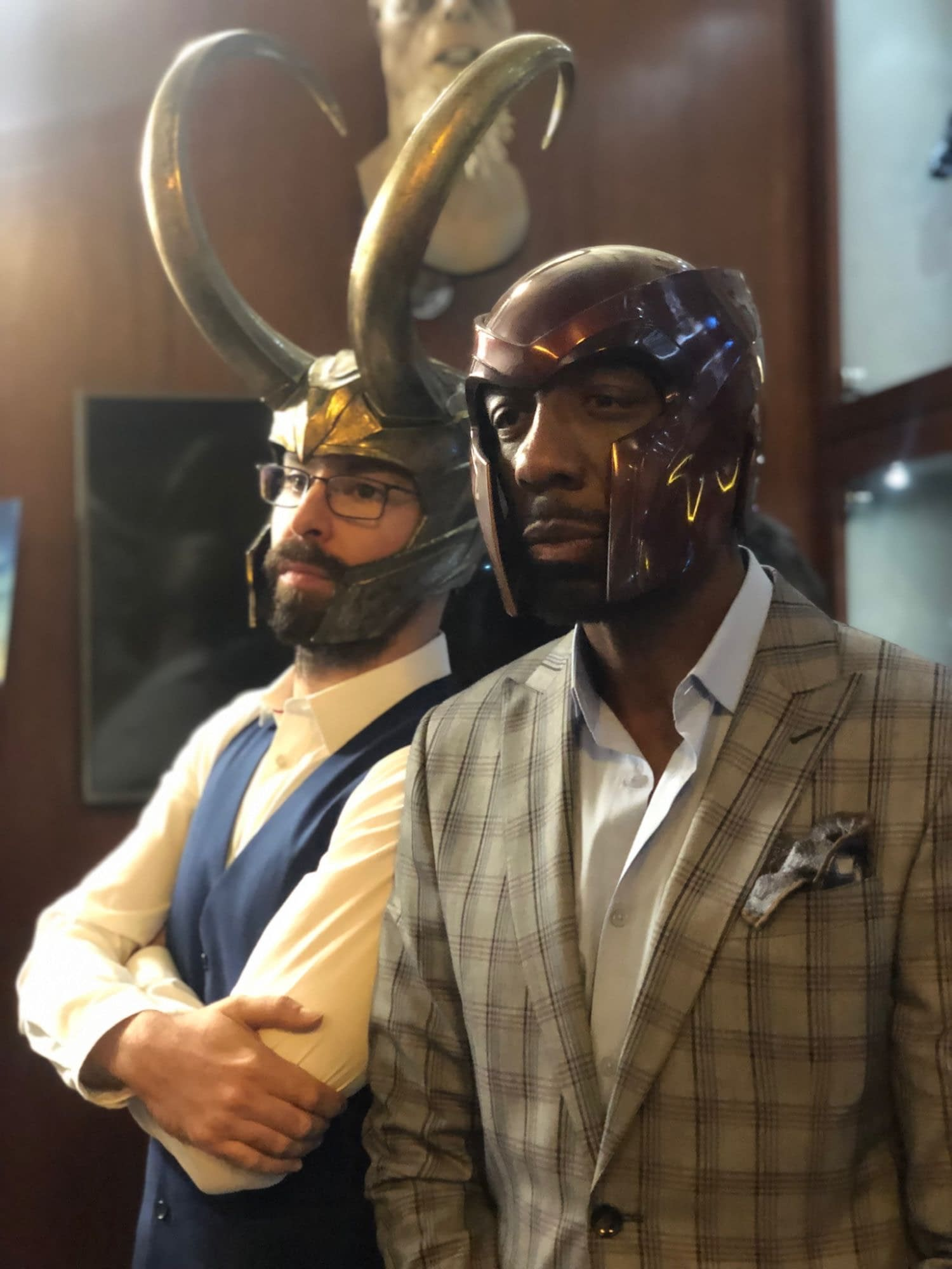 """""""Spider-Man: Far From Home"""": J.B. Smoove and Martin Star Talk Deleted Scenes and Curses"""