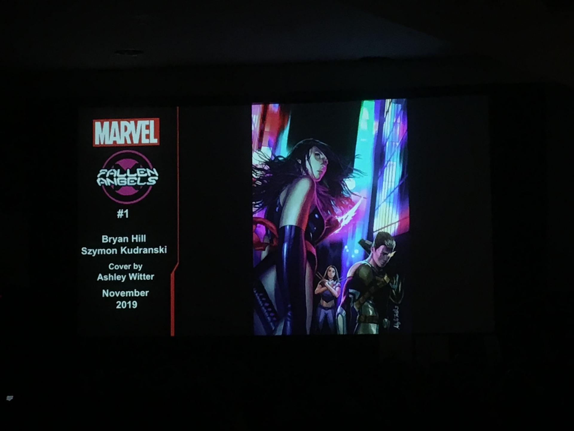 NYCC '19: Marvel's X-Men - Dawn of X Panel