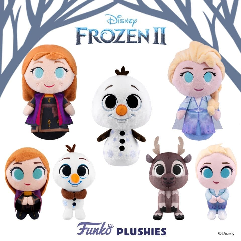 """""""Frozen 2"""" Brings the Storm with Huge Funko Release"""