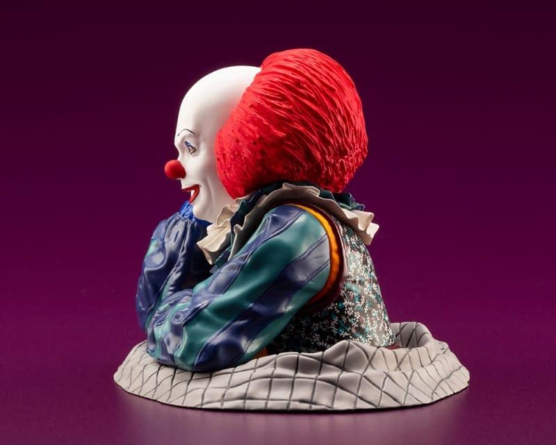 IT (1992) is Waiting for You with New ARTFX Kotobukiya Statue