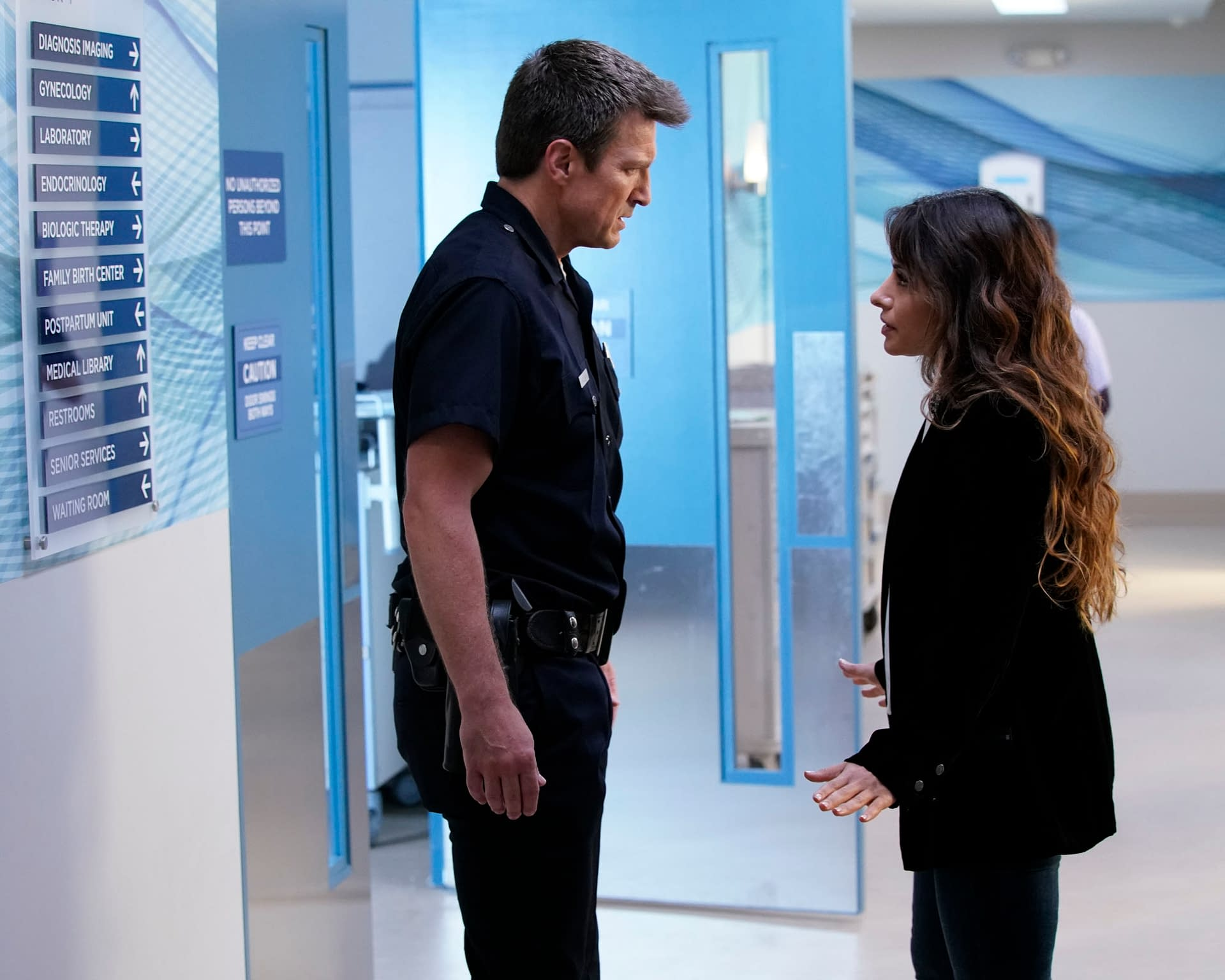 """THE ROOKIE - """"The Bet"""" - ABC/Mitch Haaseth"""