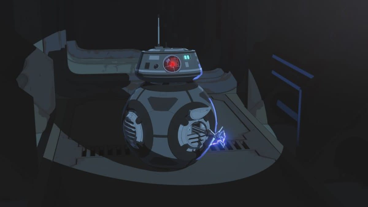 """Star Wars Resistance"" Season 2 Premier - The Colossus Heads ""Into The Unknown"" [PREVIEW]"