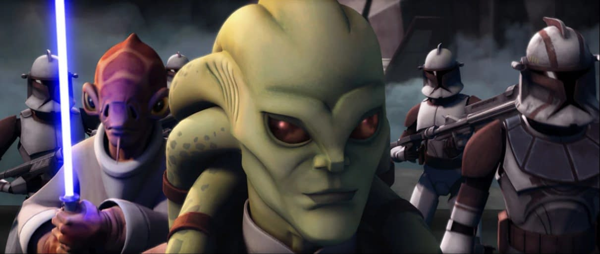 """""""Star Wars: The Clone Wars"""" – Episode II: Attack Of The Clone Wars Retweets [REVIEW]"""