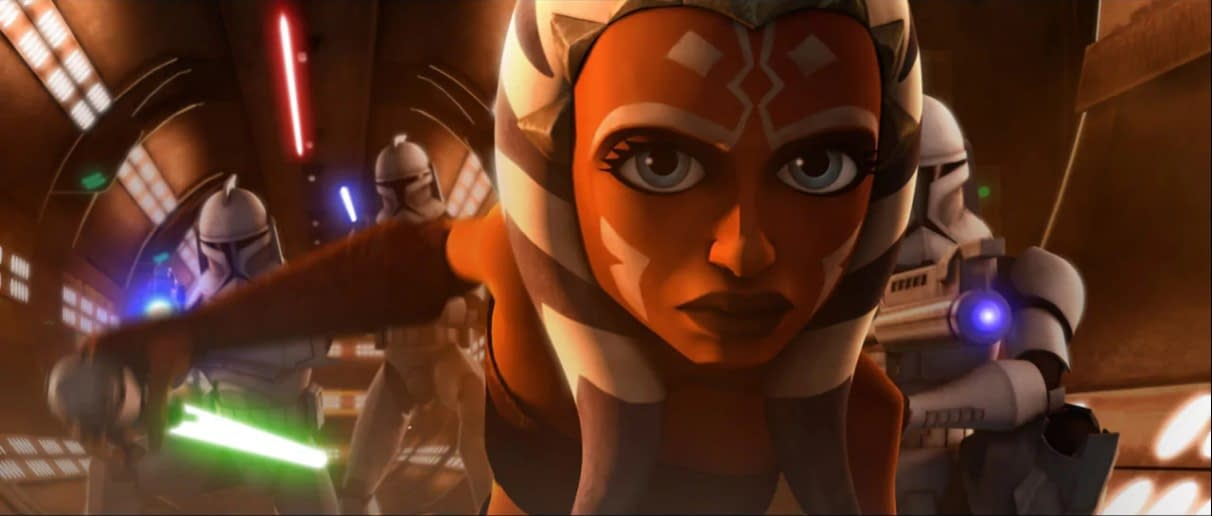 """""""Star Wars: The Clone Wars"""" Episode III - Revenge of the Retweets [REVIEW]"""