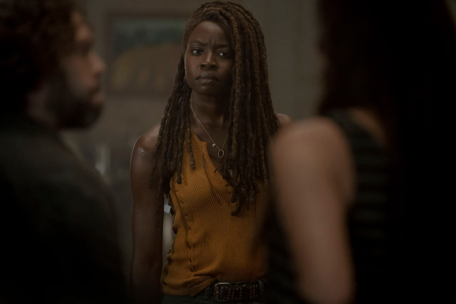"""""""The Walking Dead"""" Season 10 """"Silence the Whisperers"""": In Michael Cudlitz, We Trust [SPOILER REVIEW]"""