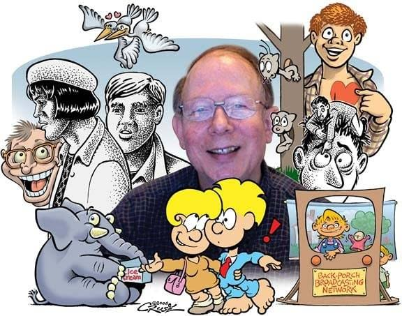 Howard Cruse, Creator of Stuck Rubber Baby, Dies at 75