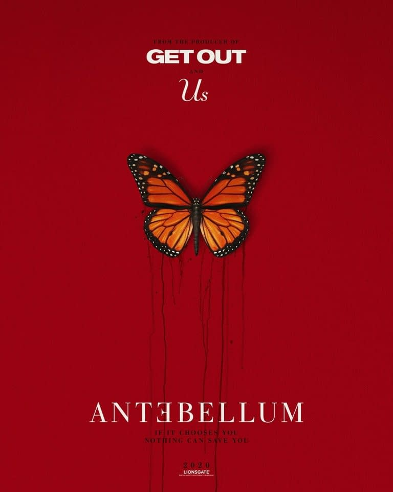 Antebellum will now release in theaters on August 21st. Credit Lionsgate