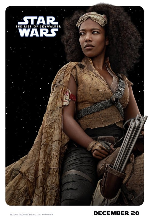 'Star Wars: Rise of Skywalker' Character Posters Revealed