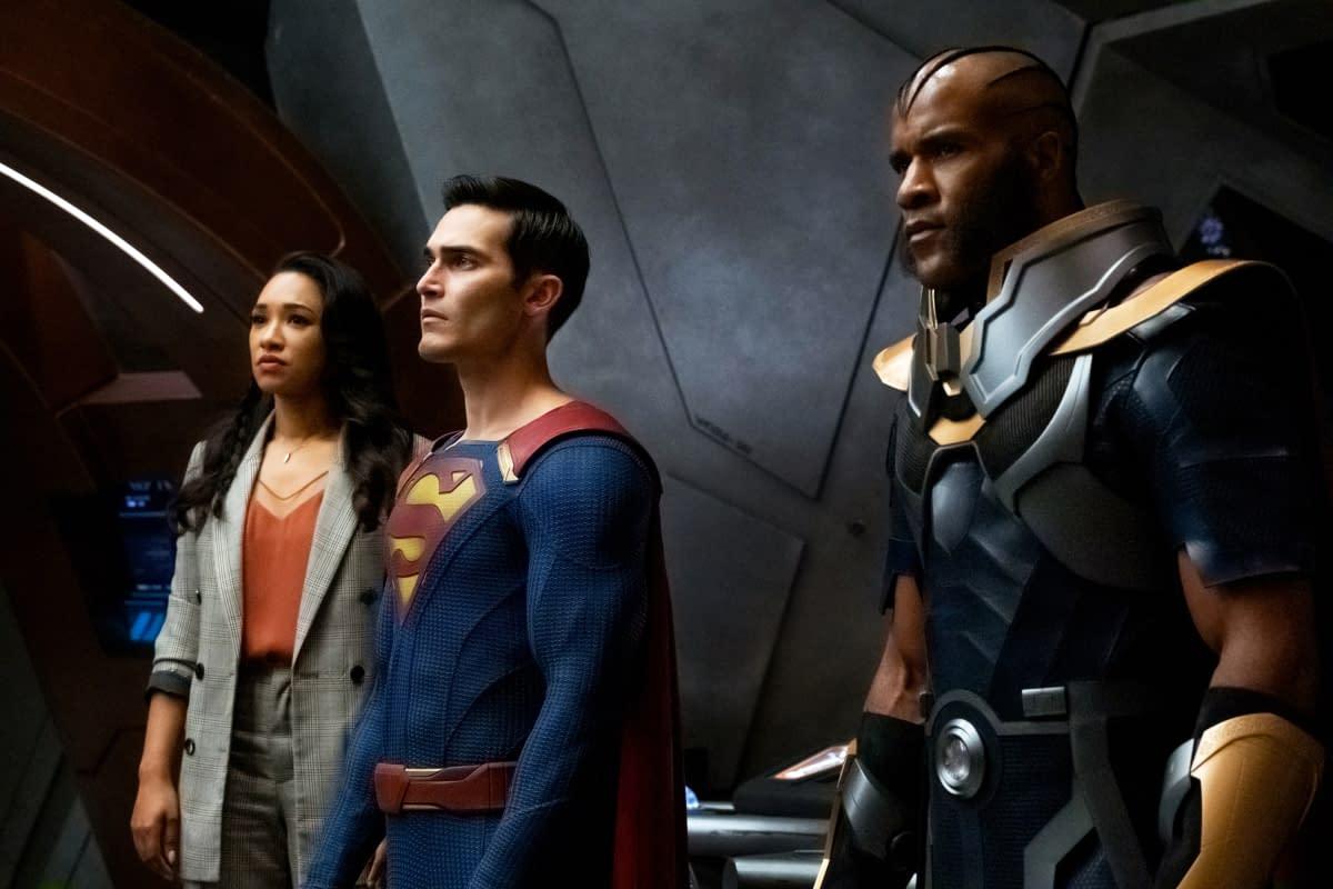 """Crisis"" Management: Kate Roughs Up Lex, Black Lightning Meets Flash-90 & More! [PREVIEW IMAGES]"