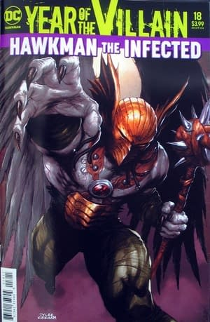 6 For 6! Fallen Angels Sells Out! And Folklords #1, But Nothing Else... - The Back Order List