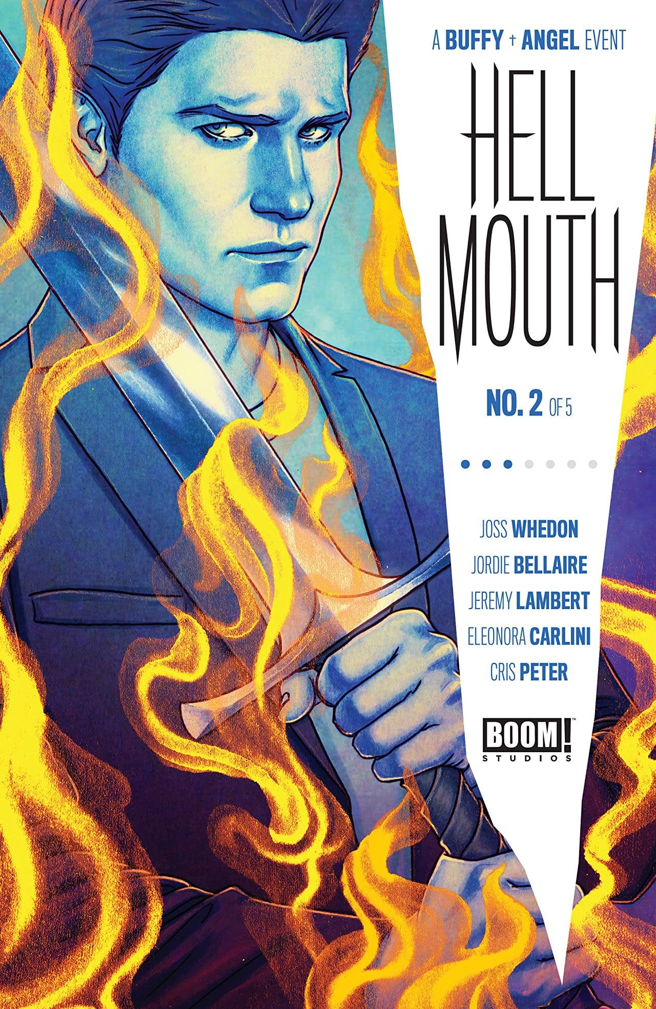 """""""Hellmouth"""" #2: Buffy and Angel Team Up to Battle Drusilla"""