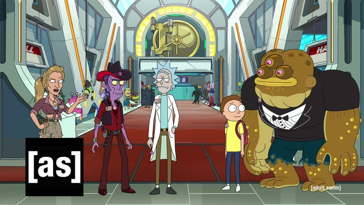 Inside the Episode: One Crew Over The Crewcoo's Morty   Rick and Morty   adult swim