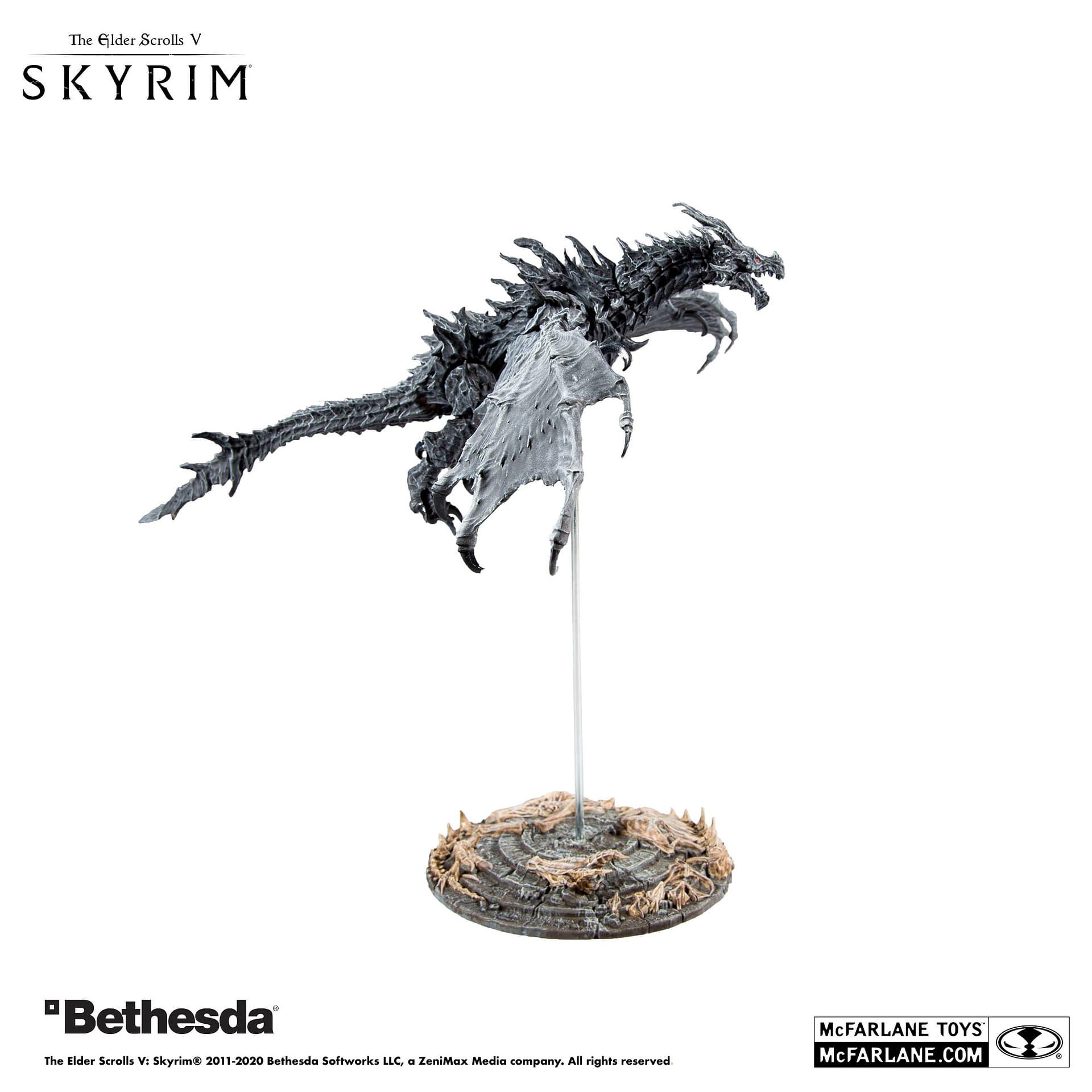"""Elder Scrolls: Skyrim"" Final Quest Has Taken Flight"