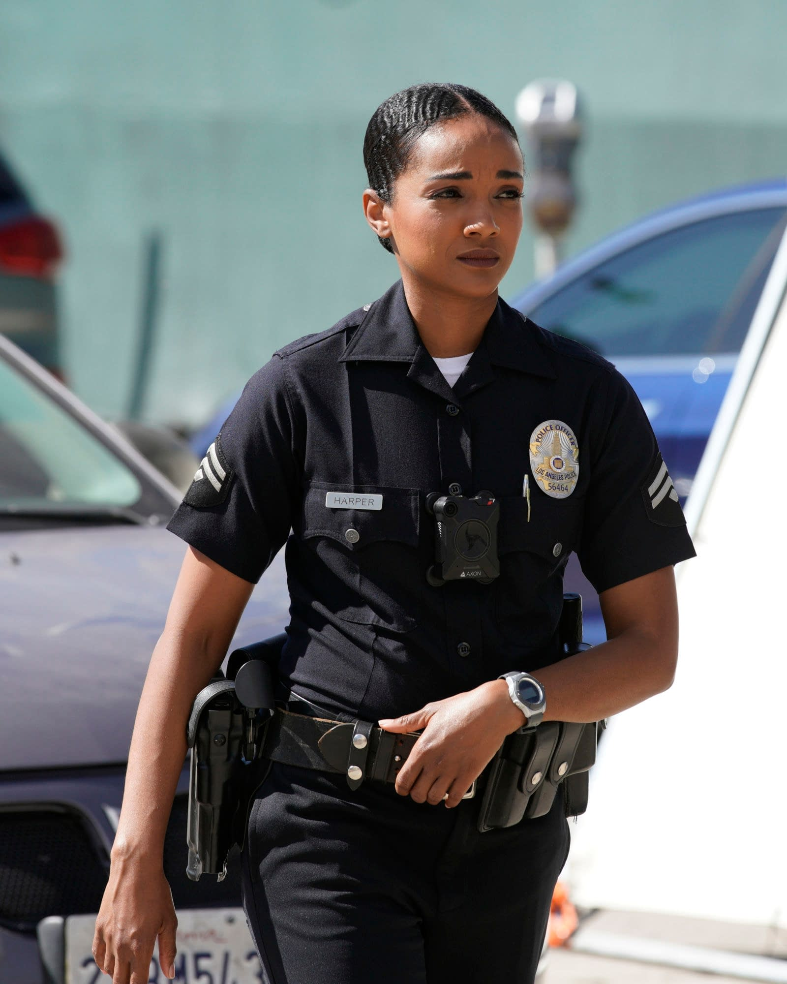 """THE ROOKIE - """"Clean Cut"""" - ABC/Rick Rowell"""